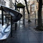 All New York City playgrounds will be closed, says Gov. Cuomo