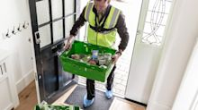 Waitrose trials new 'in-home' delivery service allowing drivers to let themselves in to customers' homes