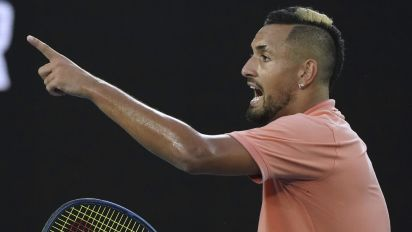 Kyrgios: Djokovic 'a tool' for quarantine gripes