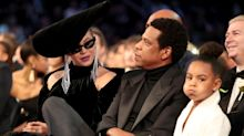 Blue Ivy telling Beyonce and Jay-Z to 'calm down' at the Grammys almost broke the internet