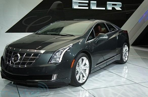 Cadillac ELR arrives on lots in January, starting at $76,000
