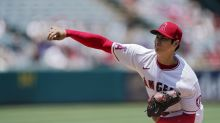 Giants overcome Ohtani, rally in 13th for 9-3 win over Halos