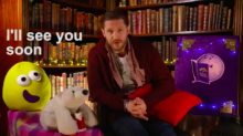 WATCH: Tom Hardy in Mother's Day bedtime story trailer will make you swoon