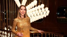 Katherine Ryan doesn't share a bed with her husband