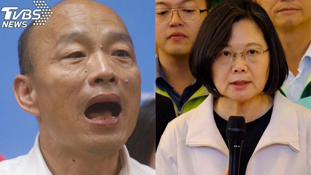 藍營猛打蔡英文學位 館長:不挺韓支持小英 - Yahoo奇摩新聞