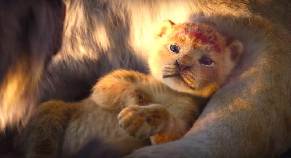 'The Lion King' remake will not compete for Best Animated Feature at the Oscars