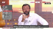 Foot - C1 - Olympiakos : Valbuena : «Le favori, c'est Manchester City»