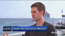 Snap CEO Evan Spiegel: We're definitely a tech company