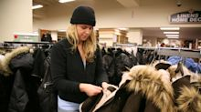 Here's why it's still tough to buy the winter coat you want as January's deep freeze sets in