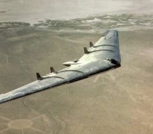 Stealth Bomber (1940s Style): Check Out the YB-49 Flying Wing