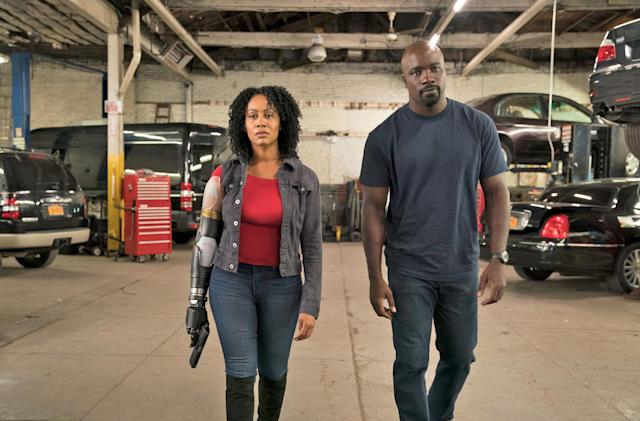 'Luke Cage' season two introduces a powerful new enemy