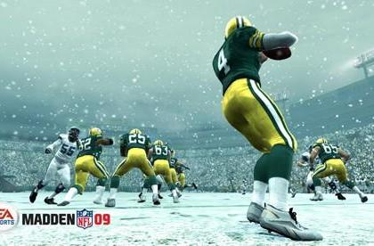 Madden NFL 09 to add 'Real Football Intelligence', online leagues, holodeck
