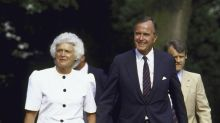 Barbara Bush is dead at 92. Here's her love story with George H.W. Bush, in photos