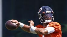 Justin Fields is the highest rated Madden QB for the Bears in a while