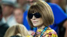 """""""Vogue""""-Chefredakteurin Anna Wintour gefallen Merkels Hosenanzüge"""