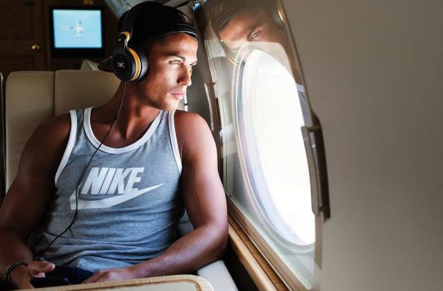 Cristiano Ronaldo's Monster Roc headphones are now available