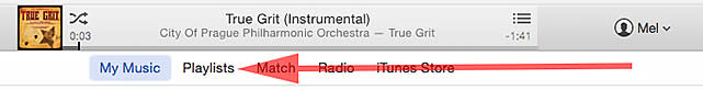 Where is my sidebar in iTunes 12?