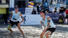 Thole/Wickler bei King of the Court weiter