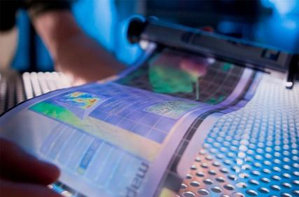 HP and ASU demo bendable, unbreakable electronic displays
