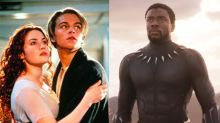 Black Panther supera a Titanic en la historia de la taquilla estadounidense