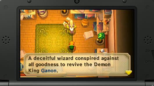 Dimensions collide in Zelda: A Link Between Worlds launch trailer