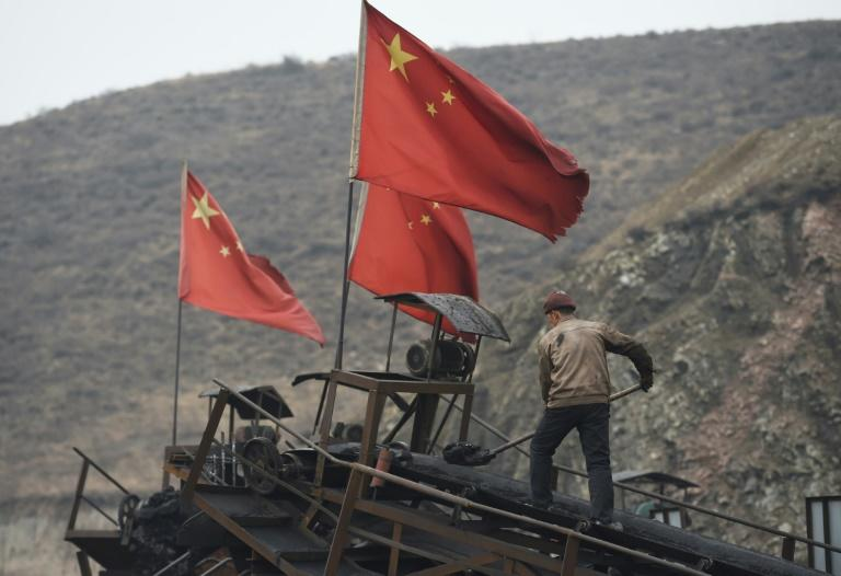 China's vast coal industry has powered the country's economic rise, but it has come at a huge cost to the environment