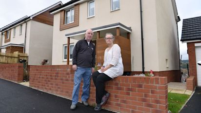 'Our new Bovis home is falling apart and our warranty is worthless'