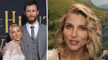 Fans go crazy for Elsa Pataky's 'sexy' Spanish accent