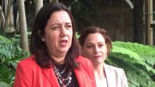 Palaszczuk ready for tough royalties talks