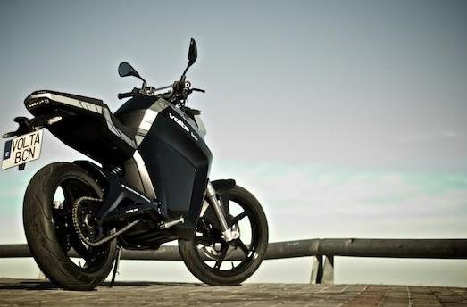 Volta BCN electric motorcycle announced, set to go on sale in Q2 2012