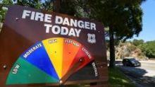 Kebakaran California dipicu kembang api pesta pengungkapan jenis kelamin