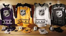 Photos: Best & worst NHL All-Star jerseys