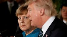 US announces withdrawal of 12,000 troops from 'delinquent' Germany