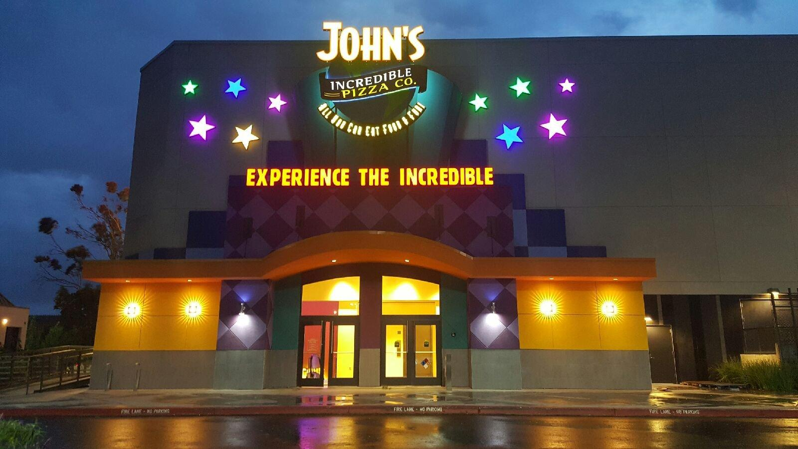 John's Incredible Pizza Company Announces Grand Opening of ...