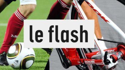 Tous sports - Le flash sports du lundi 14 juin