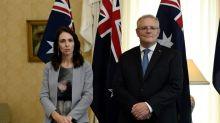 Rumble Down Under: Ardern, Morrison clash in fiery meeting
