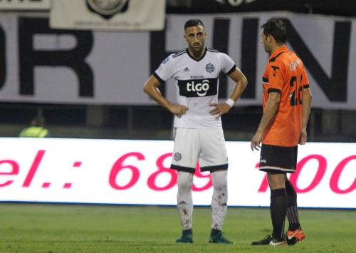 Pellerano habló sobre su primer gol con Olimpia