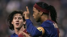 Lionel Messi is incredible... but Ronaldinho is the best ever, says former FC Barcelona winger Gerard Deulofeu