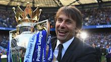 Antonio Conte scoops LMA award after glorious season with Chelsea