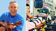 Wiggles star's medical emergency