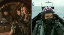 'A Quiet Place II' & 'Top Gun: Maverick' Moving To 2021
