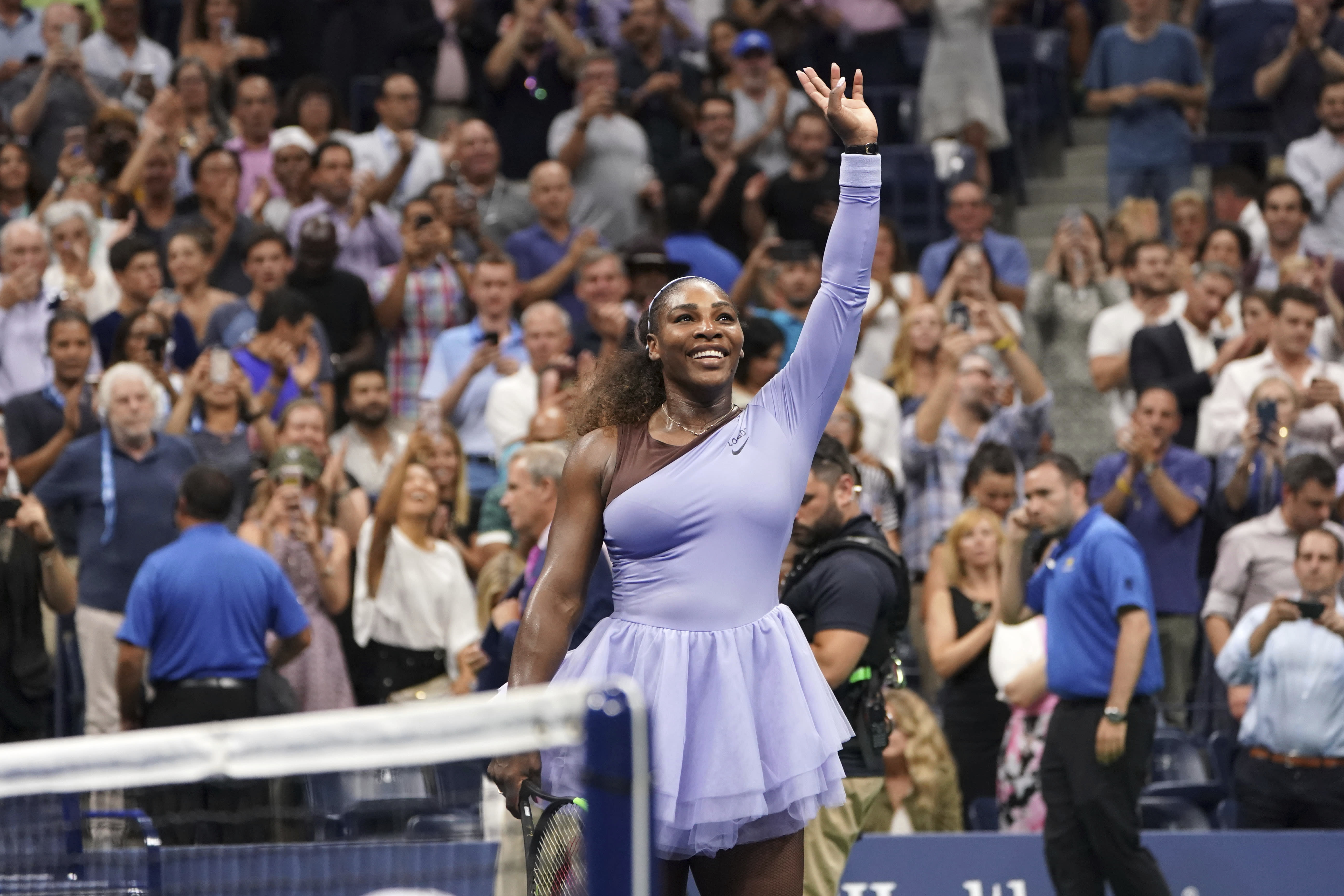 Tennis News Serena Williams Experience Returning From Pregnancy