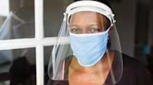 Do Face Shields Work Against Covid-19? Here's What Experts Think