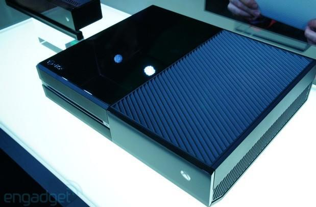 Xbox One will act as a media server and play audio CDs