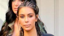 Kim Kardashian, nuova acconciatura e look aggressivo destano critiche