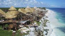 Para desconectarse del mundo: así es la casa del árbol de Tulum, sin wifi ni electricidad