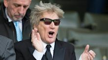 Sir Rod Stewart offers prediction for England's clash with Scotland at Wembley