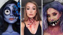 Unglaublich: Diese Halloween-Looks sind Make-Up!