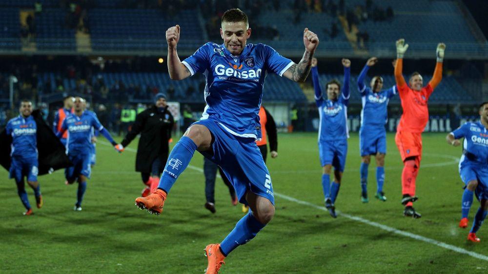 La vittoria più larga in A dell'Empoli? Un 5-0 al Napoli