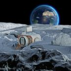 NASA eyeing inflatable space lodges for moon, Mars and beyond
